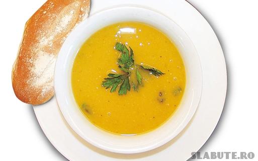 supa acrisoara Supa acrisoara cu putine calorii