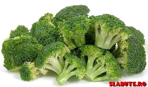 broccoli Alimente permise in dieta (I)