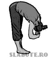 exercitiu slabire 1 Slabim cu exercitii YOGA