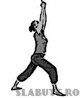 exercitiu slabire 3 Slabim cu exercitii YOGA