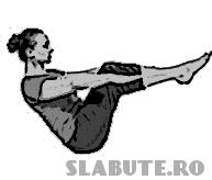 exercitiu slabire 4 Slabim cu exercitii YOGA