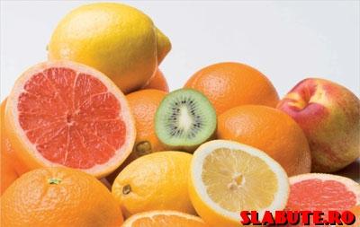 vitamin c Vitaminele ingrasa?