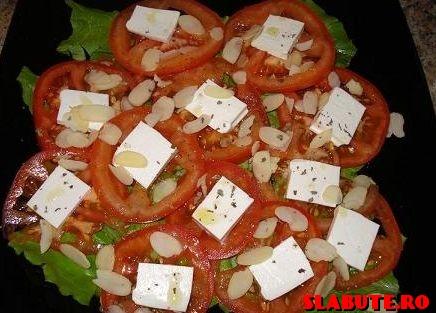 40569847 dsc03973 Salata cu rosii si tofu