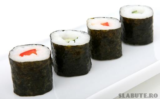 sushi Sushi, 4.9 puncte
