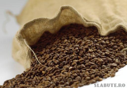 cafea Scrub anticelulitic din cafea