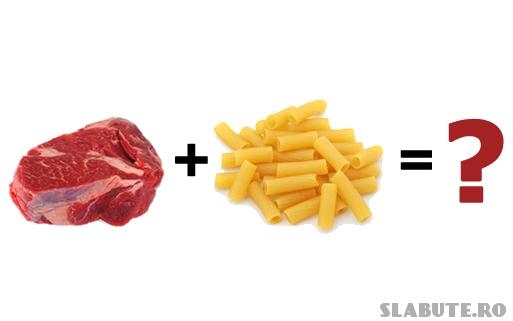 combinare alimente Combinare alimente