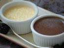 Crema de urda cu vanilie
