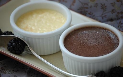crema urda Crema de urda cu vanilie
