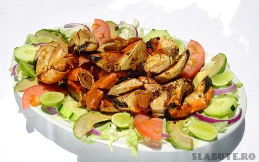 salata crabi Salata de crabi
