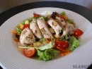 Salata mediteraneana de pui