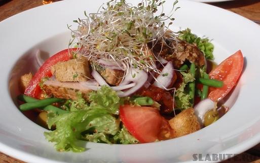 salata nicoise Salata Nicoise