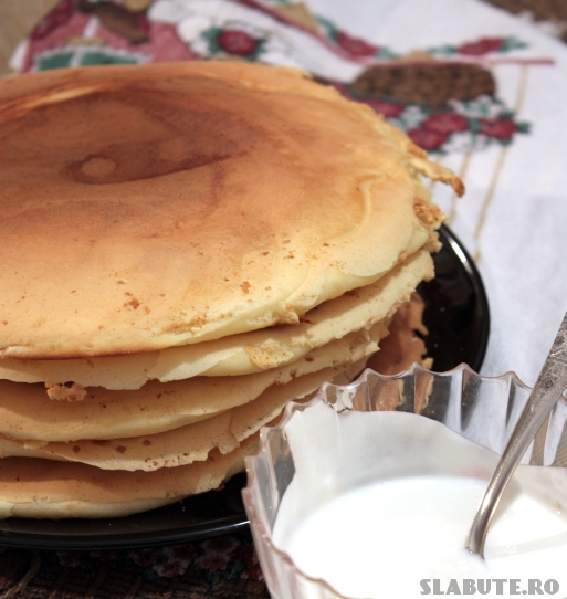 clatite americane Pancakes