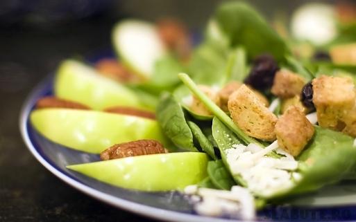 salata cruditati Dieta de ingrasare   2000 kcal