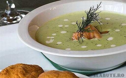 supa crema mazare Supa crema de mazare verde boabe