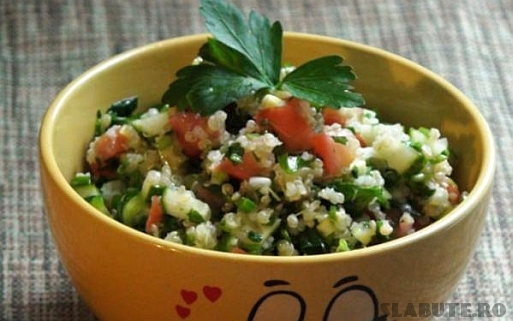 taboule Taboule aux Quinoa