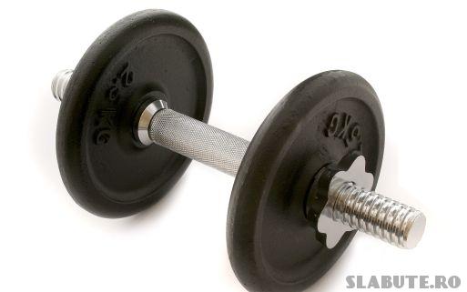 antrenament greutati 021 Antrenament cu greutati pentru incepatori   partea IV