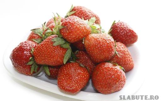 capsune Fructe   nutritie