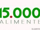 Calorii.slabute.ro a depasit 15 000 de alimente!