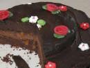 Tort dietetic de ciocolata