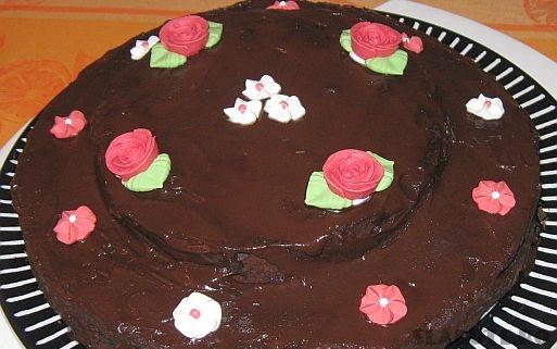 tort ciocolata Tort dietetic de ciocolata