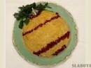 """Salata de Craciun """"Glob brad"""""""