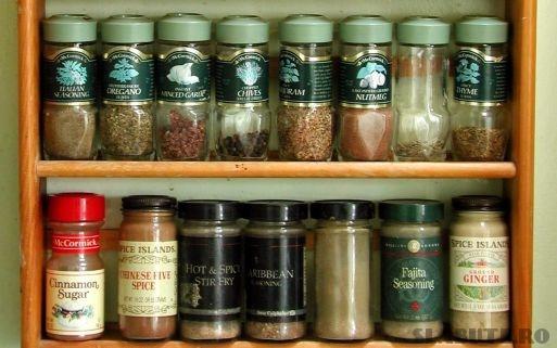 condimente naturale Sa gatim sanatos   Condimente naturale