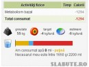 consum apa 130x98 Calculator nutritional Slabute 3