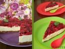 Cheesecake cu fructe