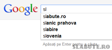 slabute google Succesul Slabute