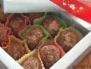 Bomboane sanatoase din fructe uscate